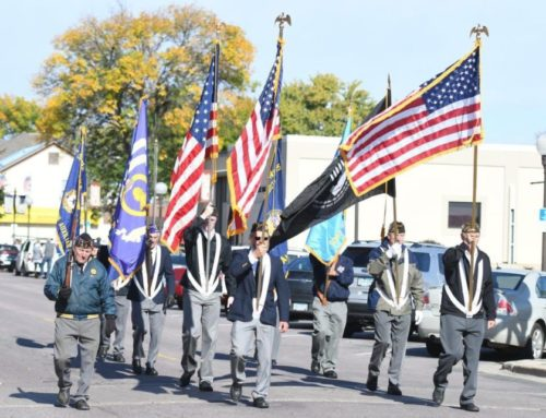 OKTOBERFEST COLOR GUARD