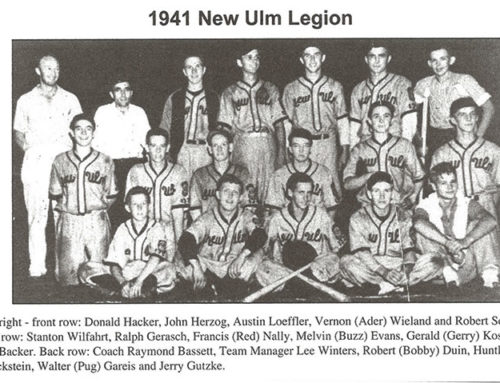 '41 LEGION TEAM WINS STATE TITLE